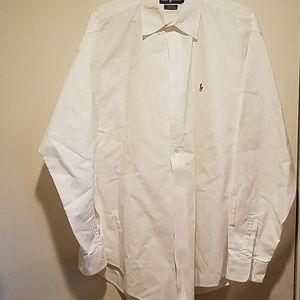 Ralph Lauren (Yarmouth 100% cotton oxford) -NEW